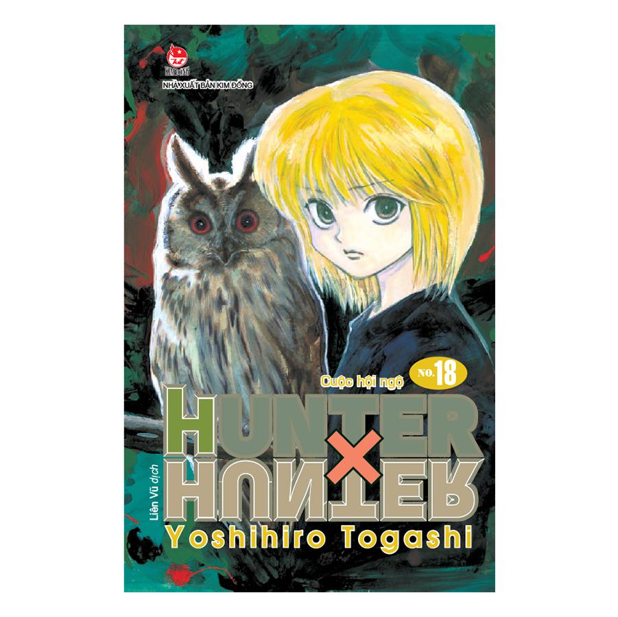 Hunter X Hunter - Tập 18