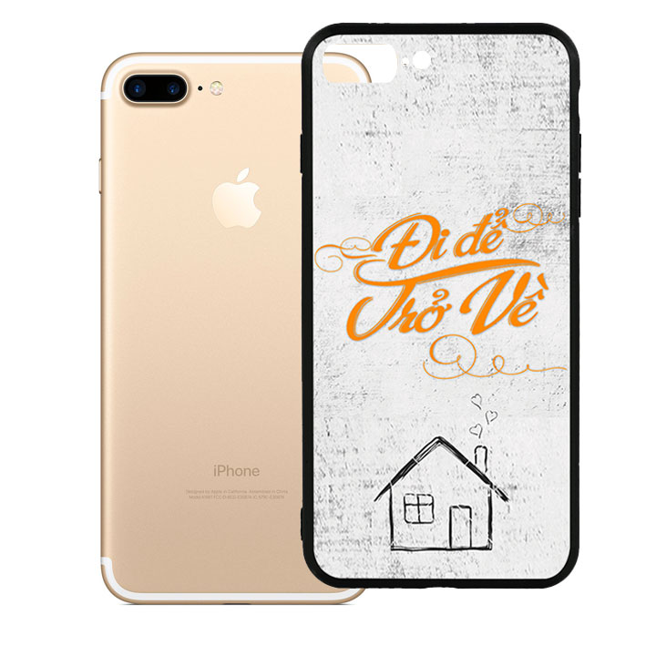 Ốp lưng viền TPU cao cấp dành cho iPhone 7 Plus - Đi Để Trở Về - 5332931 , 2746007964188 , 62_15855186 , 200000 , Op-lung-vien-TPU-cao-cap-danh-cho-iPhone-7-Plus-Di-De-Tro-Ve-62_15855186 , tiki.vn , Ốp lưng viền TPU cao cấp dành cho iPhone 7 Plus - Đi Để Trở Về