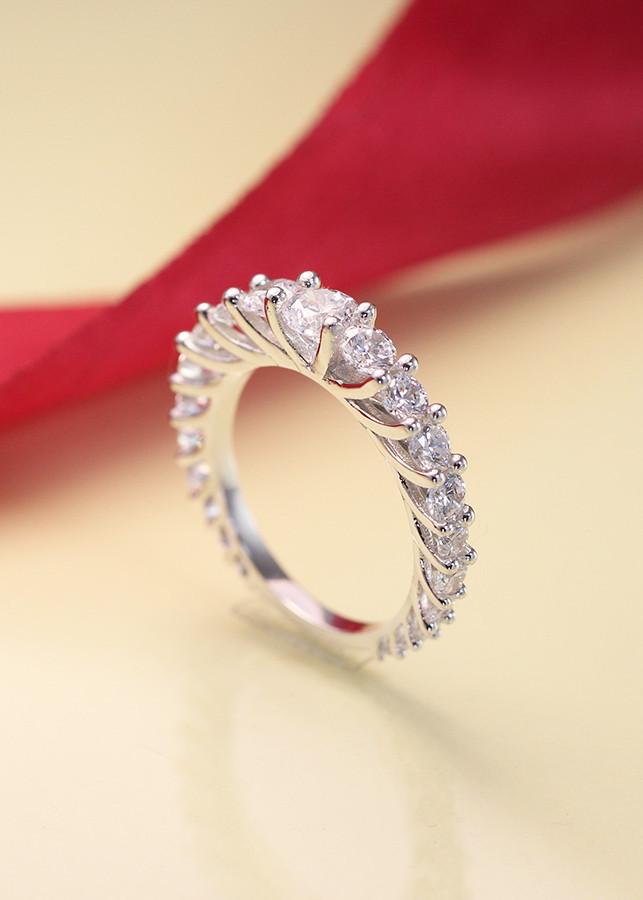 Nhẫn  bạc nữ đẹp đính đá cao cấp NN0237 - 7637663 , 3270895931582 , 62_12752157 , 350000 , Nhan-bac-nu-dep-dinh-da-cao-cap-NN0237-62_12752157 , tiki.vn , Nhẫn  bạc nữ đẹp đính đá cao cấp NN0237
