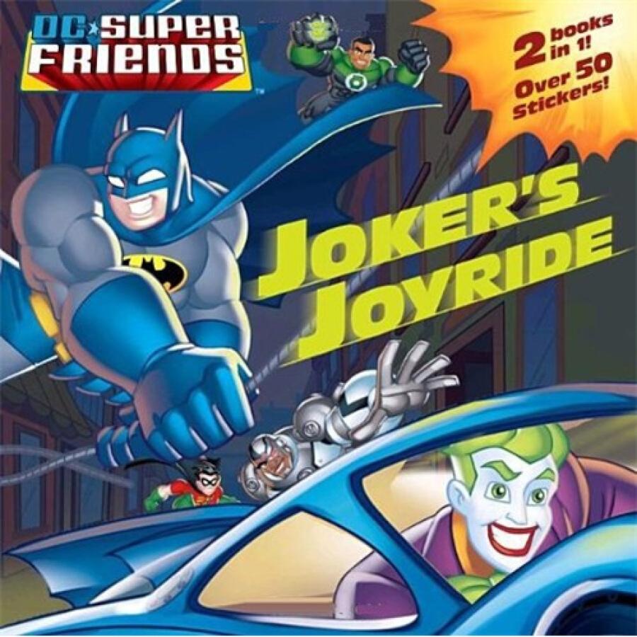 Jokers Joyride/Built for Speed
