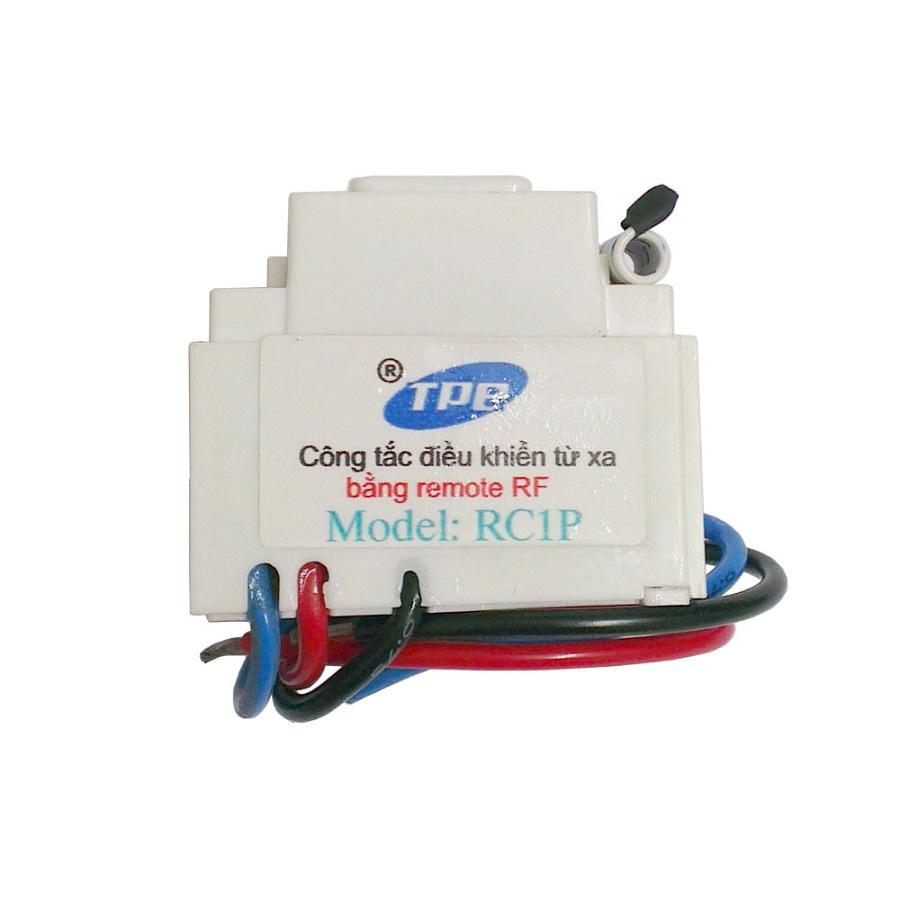 Công tắc điều khiển từ xa sóng RF lắp mặt Panasonic TPE RC1P - 1065223 , 6498478747536 , 62_8195352 , 120000 , Cong-tac-dieu-khien-tu-xa-song-RF-lap-mat-Panasonic-TPE-RC1P-62_8195352 , tiki.vn , Công tắc điều khiển từ xa sóng RF lắp mặt Panasonic TPE RC1P