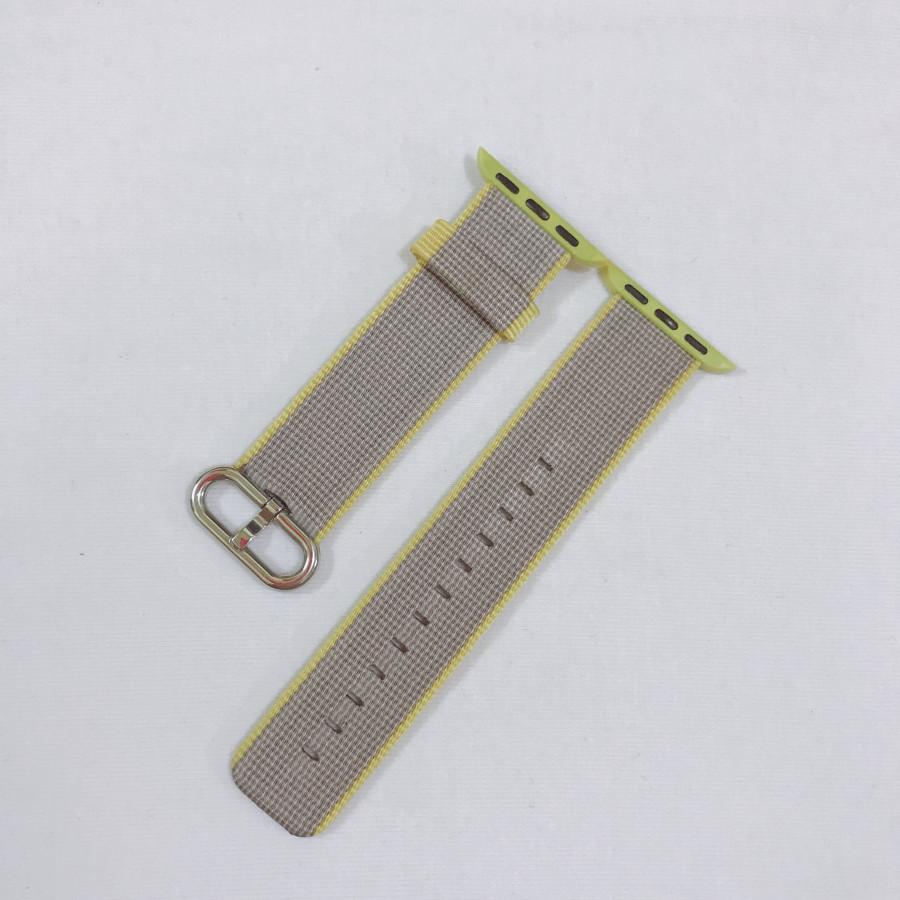 Dây đeo cho đồng hồ Apple Watch Woven Nylon - 38/40mm - 7968705 , 2036598834039 , 62_16342524 , 410000 , Day-deo-cho-dong-ho-Apple-Watch-Woven-Nylon-38-40mm-62_16342524 , tiki.vn , Dây đeo cho đồng hồ Apple Watch Woven Nylon - 38/40mm