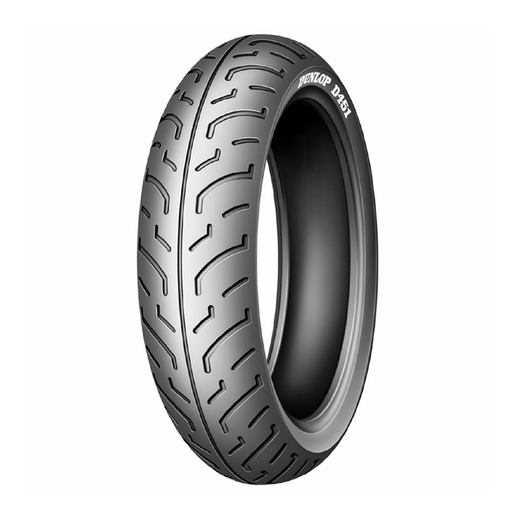 Lốp xe máy Dunlop D451 120/80-16 TL