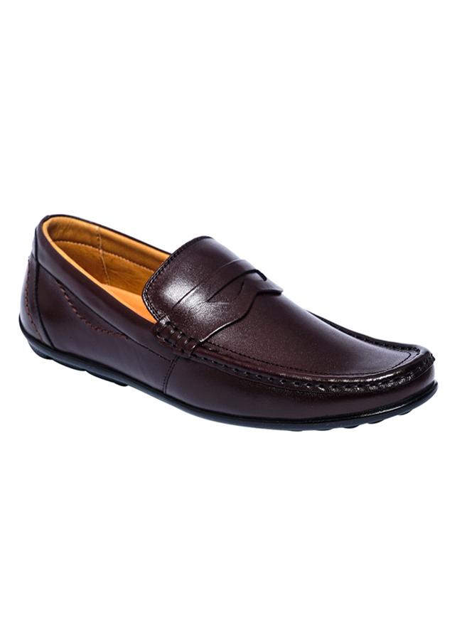 Giày Tây Nam Da Thật Store CHC CHCGD02 - Nâu
