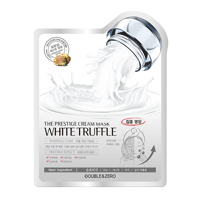 Mặt nạ DOUBLE  ZERO The Prestige Cream Mask WHITE TRUFFLE
