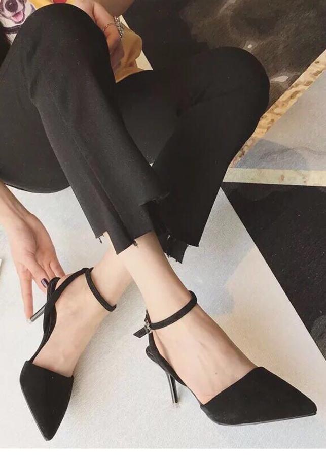 Giày cao gót 7f