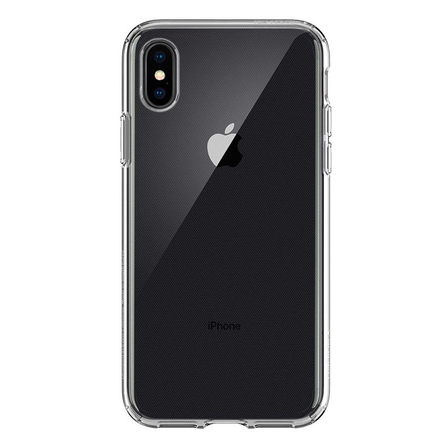 Ốp Lưng Dẻo iPhone X/ Xs Vu Case VUCASEIPX-CLR (Trong Suốt) - Hàng Nhập Khẩu