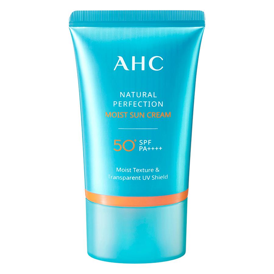 Kem Dưỡng Ẩm Chống Nắng AHC Natural Perfection (50ml)
