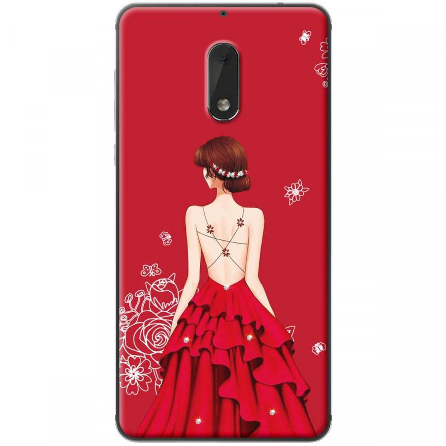 Ốp lưng dành cho điẹn thoại Nokia 6 - Mẫu   Cô gái váy đỏ áo dây - 1724057 , 6049382589486 , 62_11989530 , 150000 , Op-lung-danh-cho-dien-thoai-Nokia-6-Mau-Co-gai-vay-do-ao-day-62_11989530 , tiki.vn , Ốp lưng dành cho điẹn thoại Nokia 6 - Mẫu   Cô gái váy đỏ áo dây