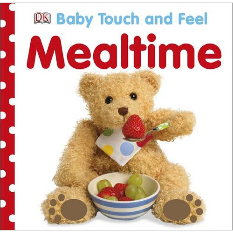 Mealtime (Baby Touch  Feel) [Board book] - 1229101 , 4478750511743 , 62_5245709 , 133000 , Mealtime-Baby-Touch-Feel-Board-book-62_5245709 , tiki.vn , Mealtime (Baby Touch  Feel) [Board book]