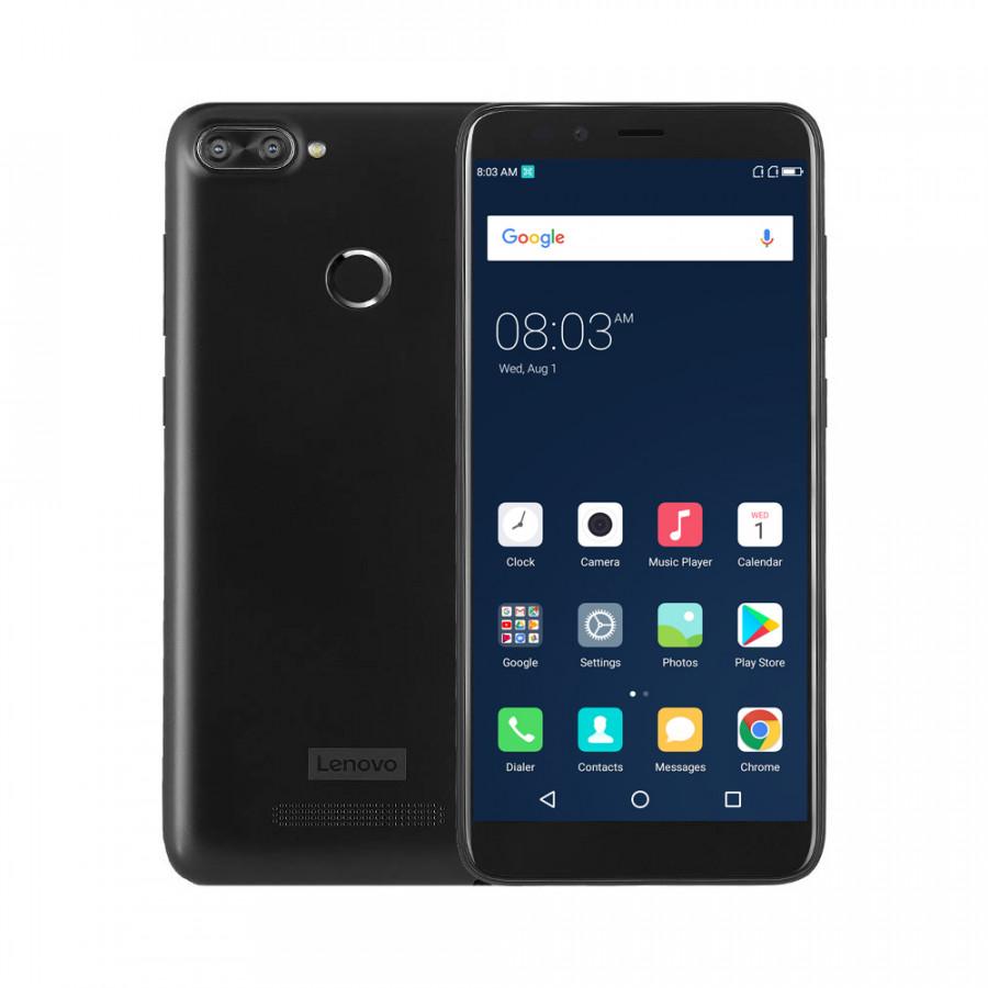 Original Lenovo k320t LTE 18:9 Mobile Phone Quad Core 2G RAM 16G ROM 5.7inch HD+ Android 7.0 OS 3000mAh Fingerprint