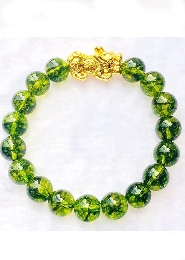 Vòng Tay Tỳ Hưu Đá Peridot Bạc Mạ Vàng 24K Kim Tiền Jewelry - Hợp Mệnh Mộc, Mệnh Hỏa - 2341331 , 4259568859223 , 62_15226433 , 568000 , Vong-Tay-Ty-Huu-Da-Peridot-Bac-Ma-Vang-24K-Kim-Tien-Jewelry-Hop-Menh-Moc-Menh-Hoa-62_15226433 , tiki.vn , Vòng Tay Tỳ Hưu Đá Peridot Bạc Mạ Vàng 24K Kim Tiền Jewelry - Hợp Mệnh Mộc, Mệnh Hỏa