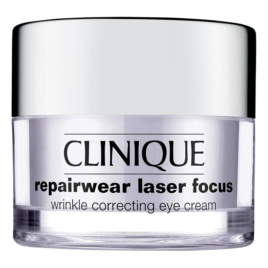 Kem dưỡng chống lão hóa vùng mắt Clinique Repairwear Laser Focus Wrinke Correcting Eye Cream 15ml - 7272270 , 9441049861558 , 62_14770008 , 1300000 , Kem-duong-chong-lao-hoa-vung-mat-Clinique-Repairwear-Laser-Focus-Wrinke-Correcting-Eye-Cream-15ml-62_14770008 , tiki.vn , Kem dưỡng chống lão hóa vùng mắt Clinique Repairwear Laser Focus Wrinke Correc