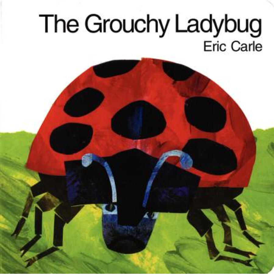 The Grouchy Ladybug Board Book - 1317494 , 8066743835448 , 62_5303079 , 1367000 , The-Grouchy-Ladybug-Board-Book-62_5303079 , tiki.vn , The Grouchy Ladybug Board Book