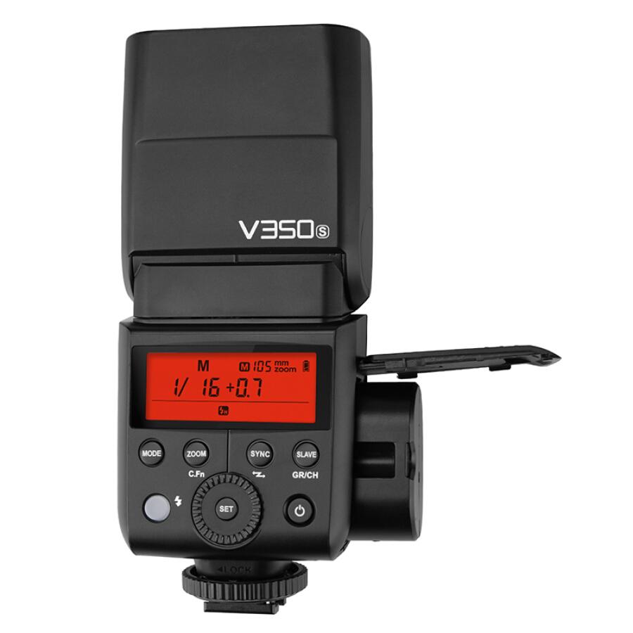 Godo (Vodox) V350-S Sony micro single camera SLR hot shoe top light lithium battery high speed TTL outside light