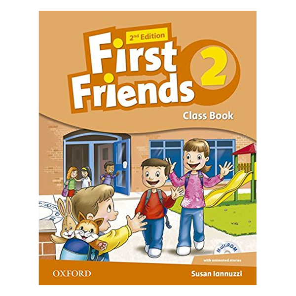 First Friends 2: Classbook  Multi-ROM Pack