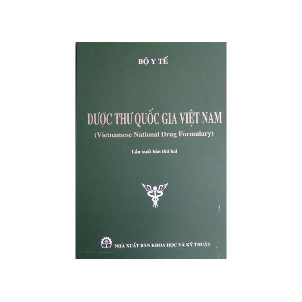 Dược Thư Quốc Gia Việt Nam 2017
