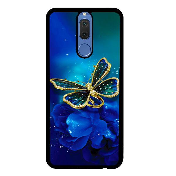 Ốp lưng dành cho điện thoại Huawei Nova 2i Bướm Xanh