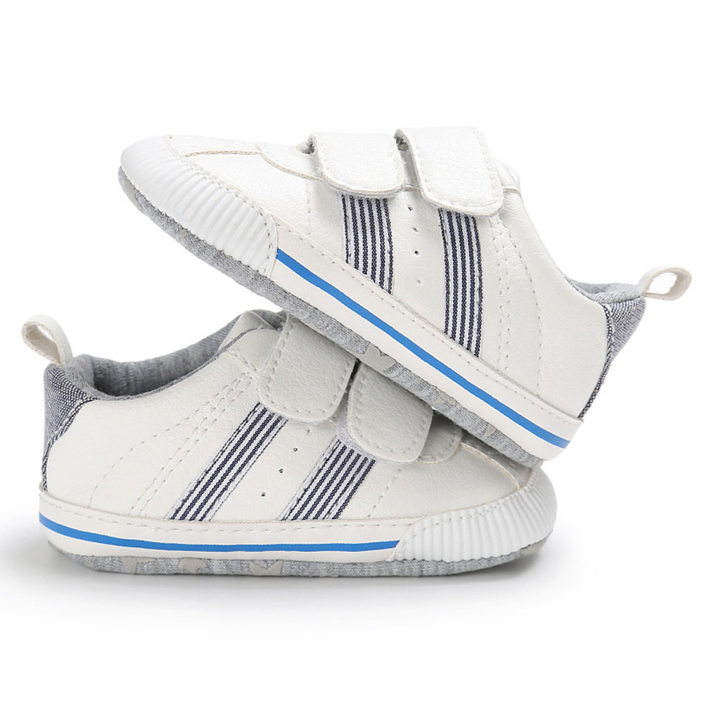 Toddler Baby Boys Girls Soft Anti-Slip Magic Tape Prewalker Crib Shoes Sneaker - 16244571 , 7798787096721 , 62_27290117 , 126000 , Toddler-Baby-Boys-Girls-Soft-Anti-Slip-Magic-Tape-Prewalker-Crib-Shoes-Sneaker-62_27290117 , tiki.vn , Toddler Baby Boys Girls Soft Anti-Slip Magic Tape Prewalker Crib Shoes Sneaker
