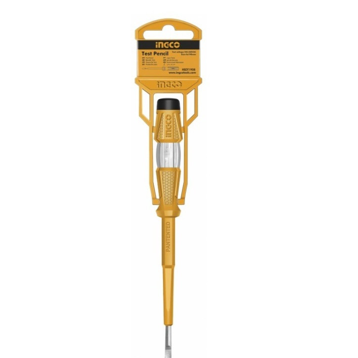 Bút thử điện Ingco HSDT1908 (4 x 190 mm)