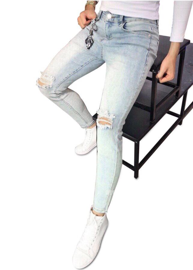 quần jean nam cao cấp TCS 590