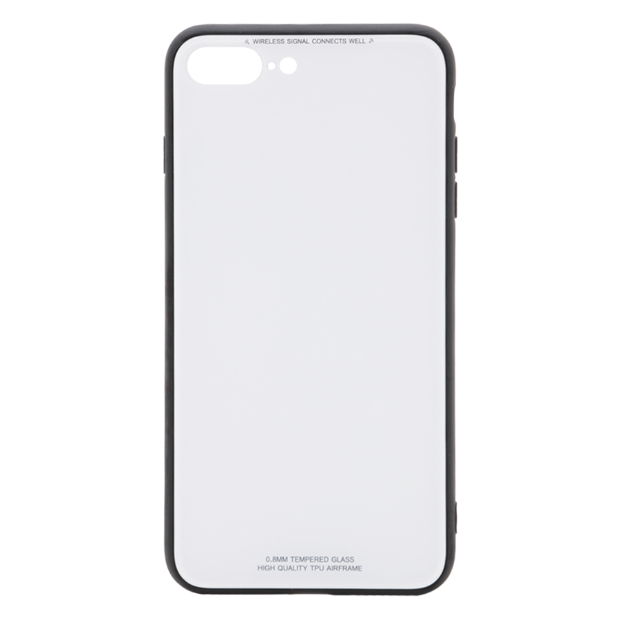 Ốp Lưng Dành Cho iPhone 7 Plus/ 8 Plus Mặt Kính Cường Lực Cao Cấp Sang Trọng - 898163 , 1988048009775 , 62_4371177 , 200000 , Op-Lung-Danh-Cho-iPhone-7-Plus-8-Plus-Mat-Kinh-Cuong-Luc-Cao-Cap-Sang-Trong-62_4371177 , tiki.vn , Ốp Lưng Dành Cho iPhone 7 Plus/ 8 Plus Mặt Kính Cường Lực Cao Cấp Sang Trọng