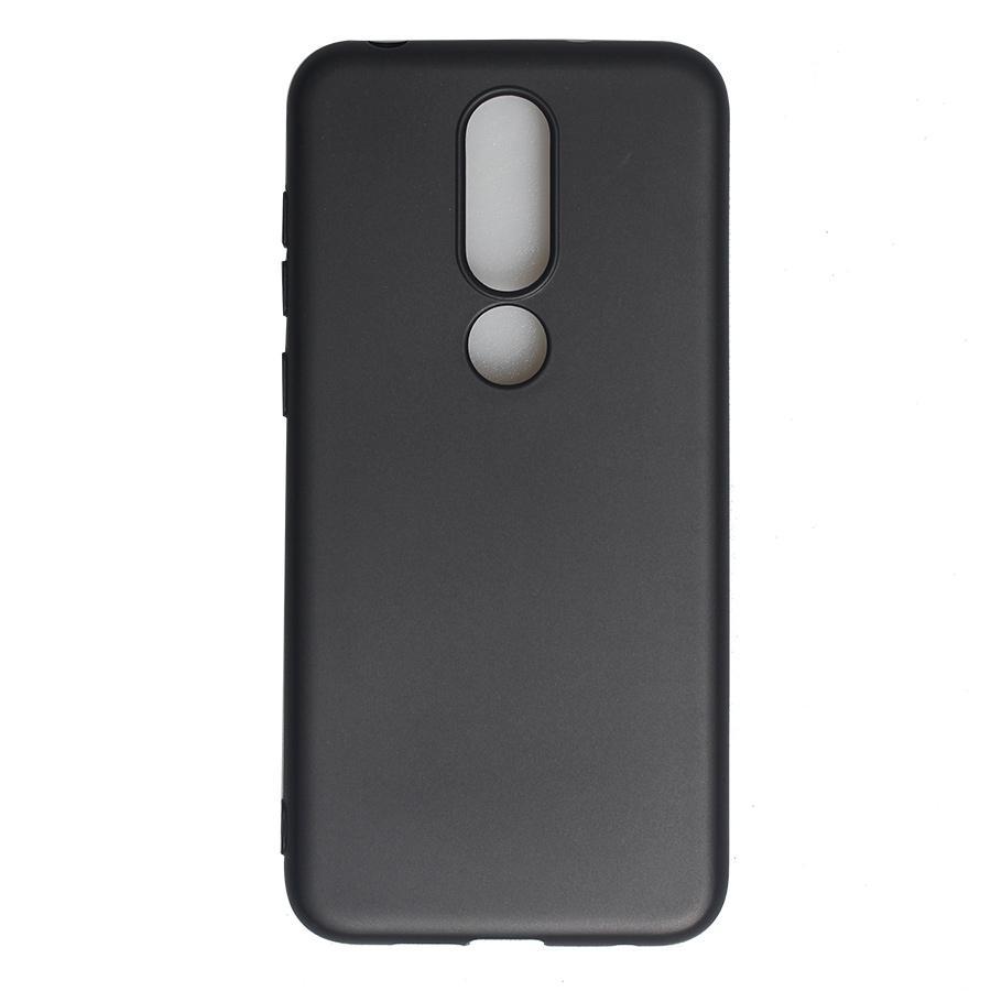 Ốp Lưng Dẻo Dành Cho Nokia X6 2018 - 888496 , 8477645505825 , 62_4270429 , 110000 , Op-Lung-Deo-Danh-Cho-Nokia-X6-2018-62_4270429 , tiki.vn , Ốp Lưng Dẻo Dành Cho Nokia X6 2018