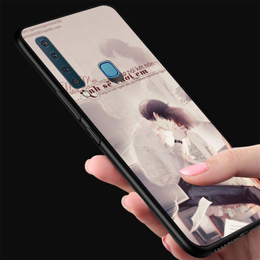 Ốp kính cường lực dành cho điện thoại Samsung Galaxy A9 2018/A9 Pro - M20 - ngôn tình tâm trạng - tinh2081 - 863345 , 4509038103661 , 62_14829312 , 204000 , Op-kinh-cuong-luc-danh-cho-dien-thoai-Samsung-Galaxy-A9-2018-A9-Pro-M20-ngon-tinh-tam-trang-tinh2081-62_14829312 , tiki.vn , Ốp kính cường lực dành cho điện thoại Samsung Galaxy A9 2018/A9 Pro - M20 - ngôn