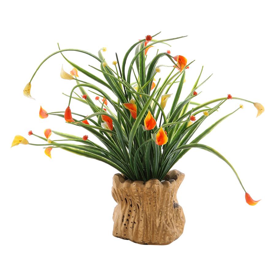 Bình Hoa Eva (12 x 12 x 30 cm)