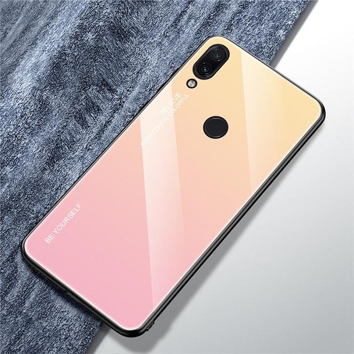 Ốp lưng kính màu Gradient viền dẻo cho Xiaomi Redmi Note 7 - 2135173 , 4512227194180 , 62_13617938 , 180000 , Op-lung-kinh-mau-Gradient-vien-deo-cho-Xiaomi-Redmi-Note-7-62_13617938 , tiki.vn , Ốp lưng kính màu Gradient viền dẻo cho Xiaomi Redmi Note 7