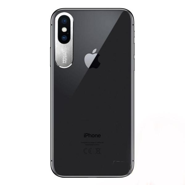 Ốp Lưng Cứng Totu Sparkling Dành cho Iphone X/Xs - Hàng nhập khẩu