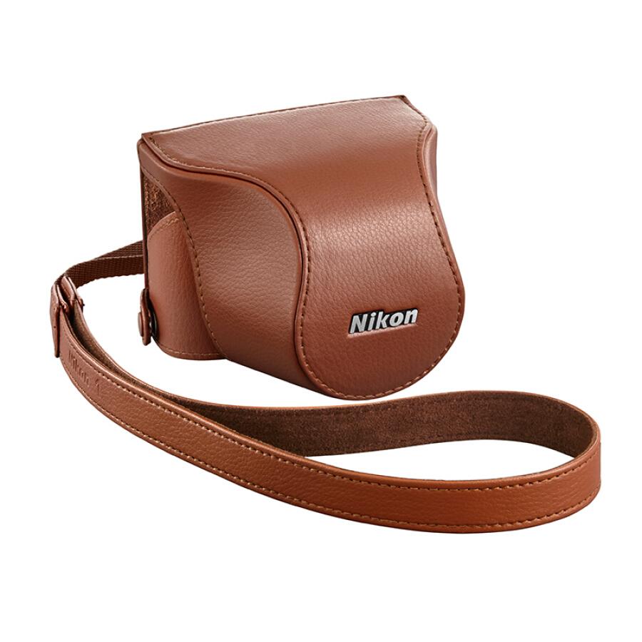 Túi Đựng Máy Ảnh Nikon J5 Nikon - Nâu