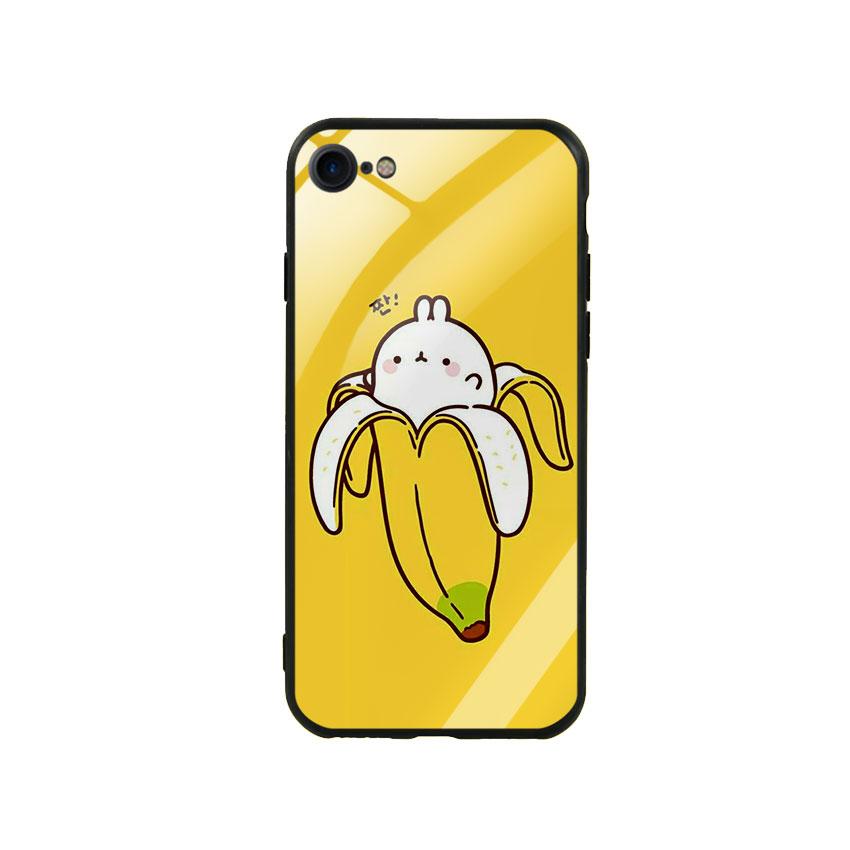 Ốp Lưng Kính Cường Lực cho điện thoại Iphone 7 / 8 - Banana - 767321 , 3181195769822 , 62_14804006 , 250000 , Op-Lung-Kinh-Cuong-Luc-cho-dien-thoai-Iphone-7--8-Banana-62_14804006 , tiki.vn , Ốp Lưng Kính Cường Lực cho điện thoại Iphone 7 / 8 - Banana