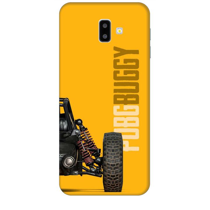 Ốp lưng dành cho điện thoại  SAMSUNG GALAXY J6 PLUS hinh PUBG Mẫu 05