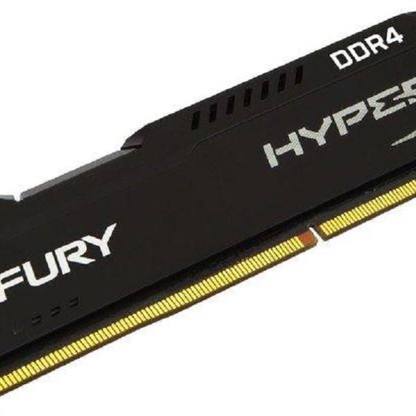 Ram PC Kingston HyperX Black 4GB DDR4 2400Mhz CL15 (HX424C15FB/4)