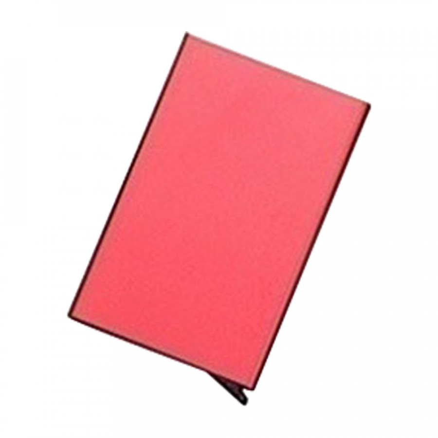Male and Female Universal Credit ID Card Holder Metal Cards Case Travel Card Wallet Aluminum Card Box