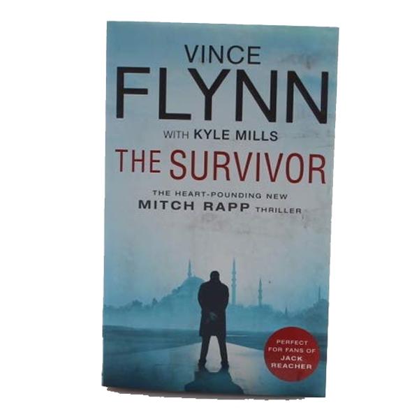 The Survivor - 1695995 , 6836491639252 , 62_11778178 , 281000 , The-Survivor-62_11778178 , tiki.vn , The Survivor