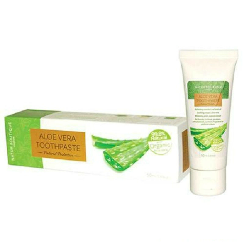 Kem Đánh Răng Chiết Xuất Mint  Aloe Vera Fito (50g)