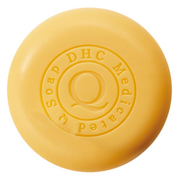 Xà Phòng Rửa Mặt Siêu Năng DHC Q Soap (100g)