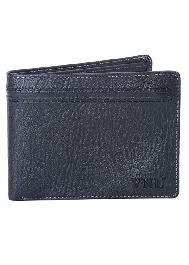Ví Nam VNL VNLVN209N 220463 (10 x 24 cm) - Đen