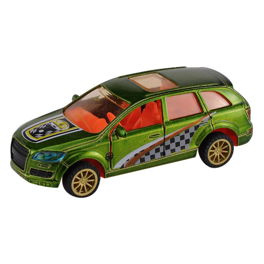 Xe Mô Hình Kim Loại Copy Car W7733-94-5