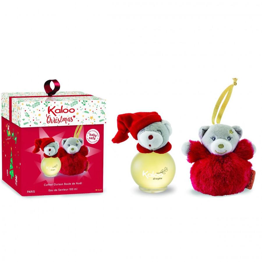 Nước Hoa Pháp Cho Bé Kaloo Christmas Ball Bear Hương Dragee 1585 (100ml) - 1636678 , 6612875767540 , 62_11370592 , 1347000 , Nuoc-Hoa-Phap-Cho-Be-Kaloo-Christmas-Ball-Bear-Huong-Dragee-1585-100ml-62_11370592 , tiki.vn , Nước Hoa Pháp Cho Bé Kaloo Christmas Ball Bear Hương Dragee 1585 (100ml)
