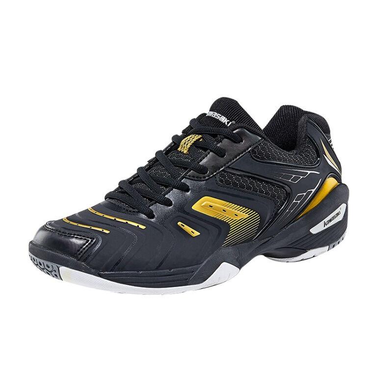 Giày cầu lông Kawasaki K522 màu đen vàng - 842820 , 5329708572783 , 62_13335157 , 1500000 , Giay-cau-long-Kawasaki-K522-mau-den-vang-62_13335157 , tiki.vn , Giày cầu lông Kawasaki K522 màu đen vàng