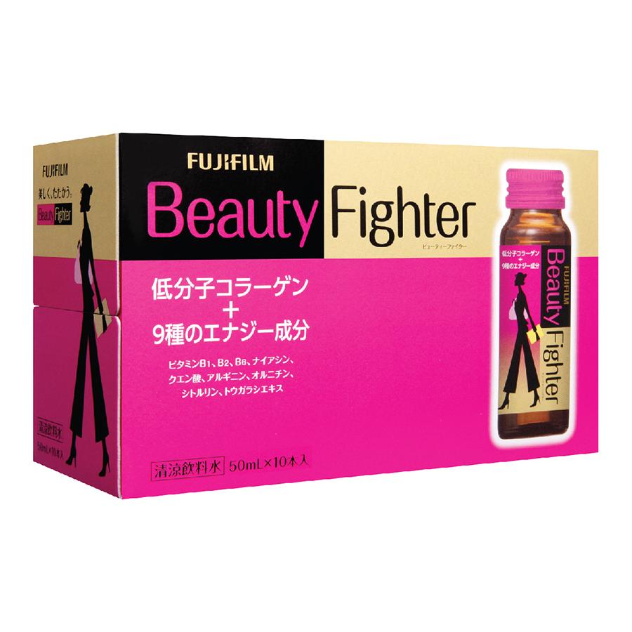 Thực Phẩm Chức Năng Thức uống làm đẹp Astalift Collagen Beauty Fighter (10 lọ x 50ml) - 956880 , 6377106948586 , 62_2202343 , 680000 , Thuc-Pham-Chuc-Nang-Thuc-uong-lam-dep-Astalift-Collagen-Beauty-Fighter-10-lo-x-50ml-62_2202343 , tiki.vn , Thực Phẩm Chức Năng Thức uống làm đẹp Astalift Collagen Beauty Fighter (10 lọ x 50ml)