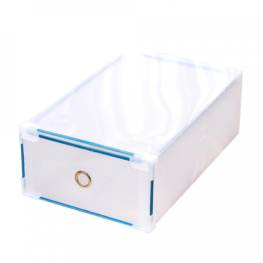 Hộp Nhựa Trong Suốt Đựng Giày - 9631046 , 3450823002298 , 62_13186147 , 251000 , Hop-Nhua-Trong-Suot-Dung-Giay-62_13186147 , tiki.vn , Hộp Nhựa Trong Suốt Đựng Giày