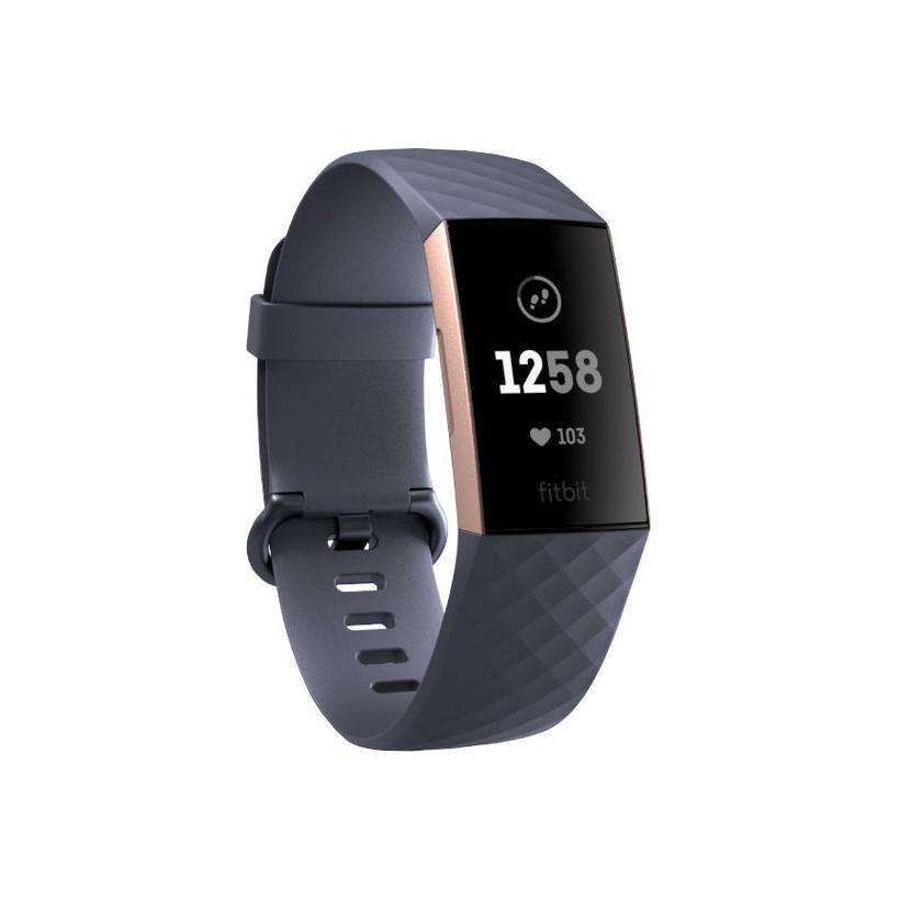 Vòng Tay Thông Minh Fitbit Charge 3 - Hàng Chính Hãng - 848742 , 9136195263263 , 62_13771317 , 6290000 , Vong-Tay-Thong-Minh-Fitbit-Charge-3-Hang-Chinh-Hang-62_13771317 , tiki.vn , Vòng Tay Thông Minh Fitbit Charge 3 - Hàng Chính Hãng