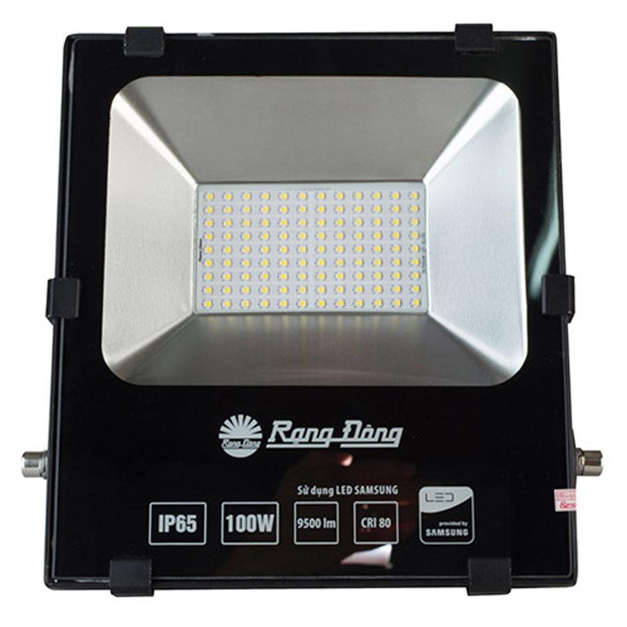Đèn LED chiếu pha 100W Rạng Đông, ModelD CP 03L/100w