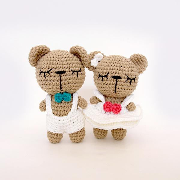 Cặp Gấu Bông Harry  Sophie Couple