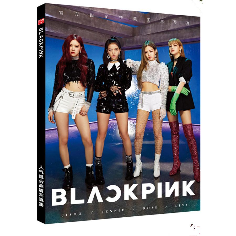 Photobook Blackpink Bản Tháng 2 Năm 2019