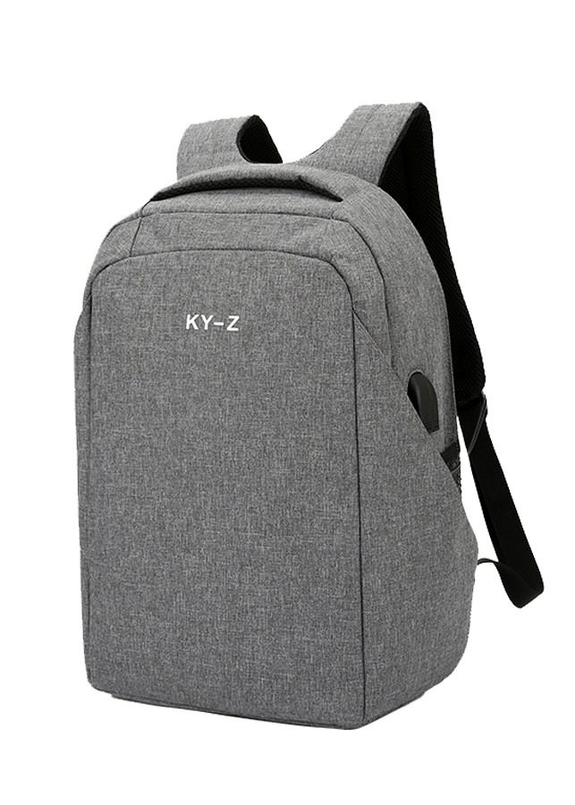 Balo Laptop Trang Bị Cổng USB  Tai Nghe KY Z